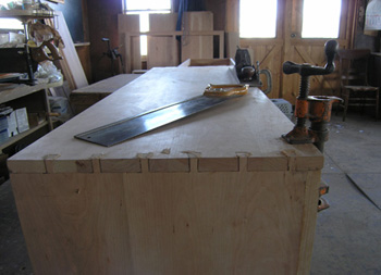 dovetail work