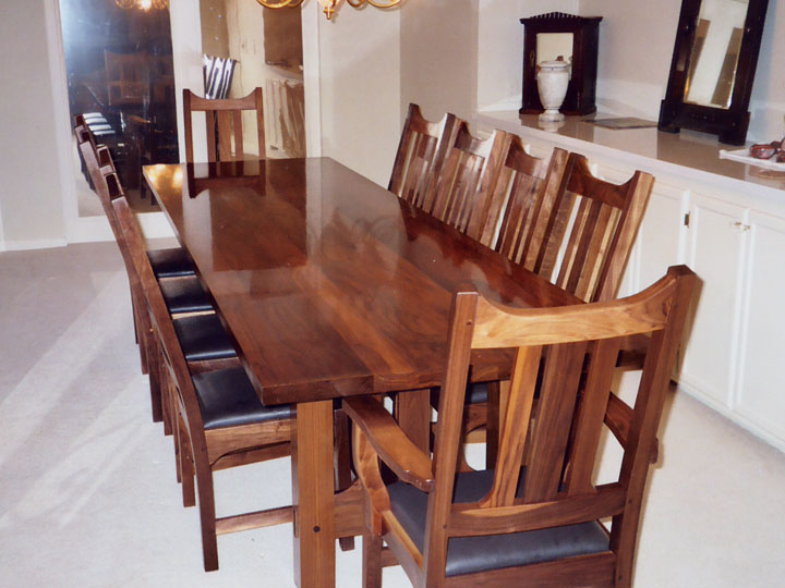 Awesome Dining Tables Branch Hill Joinery Beutiful Home Inspiration Cosmmahrainfo