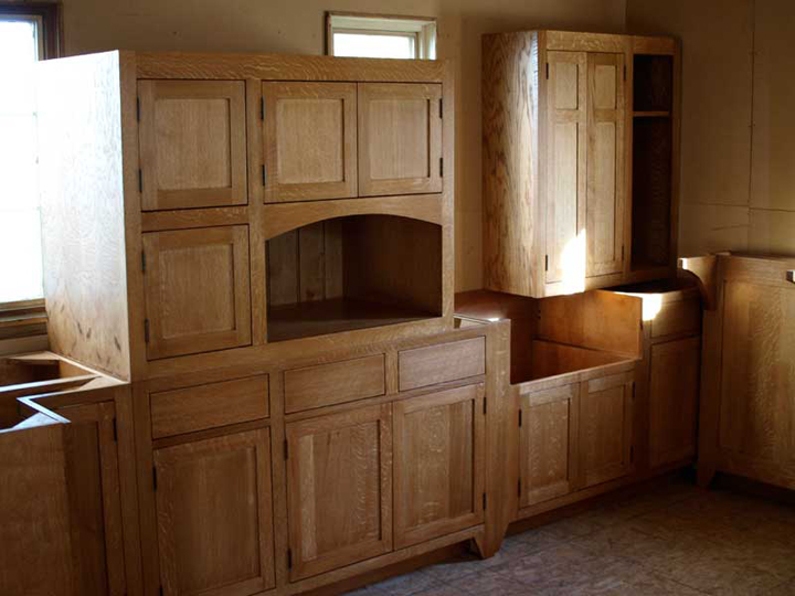 chicago craftsman bungalow kitchen   u201c custom cabinetry   branch hill joinery  rh   branchhill com