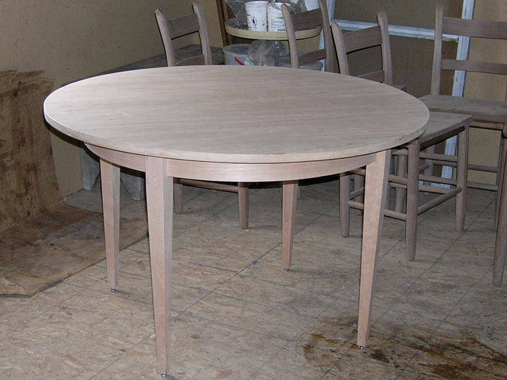 dining tables branch hill joinery - Shaker Kitchen Table